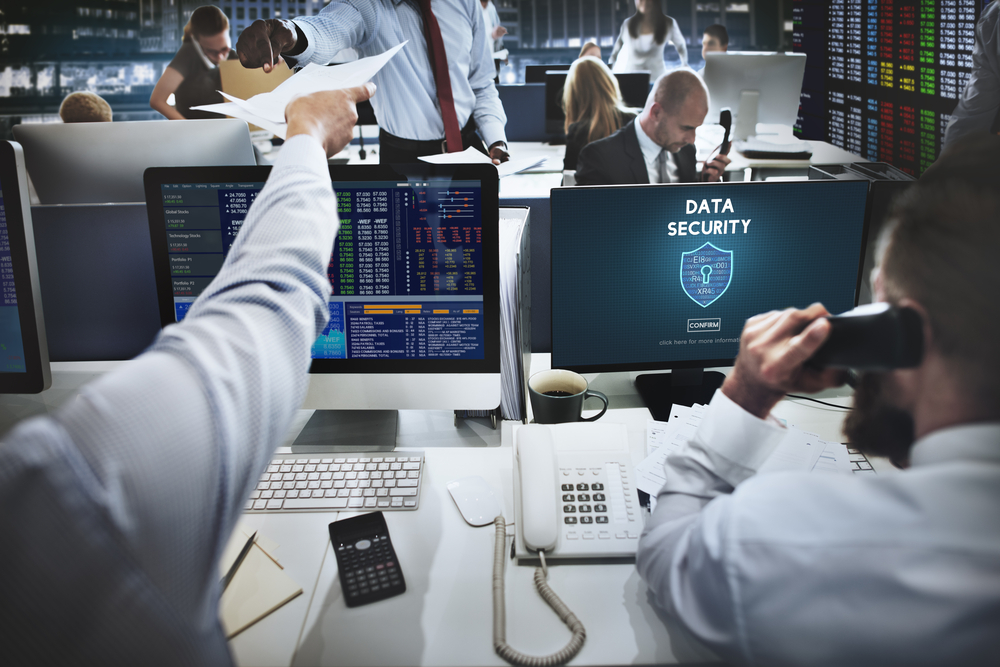 Creating a Secure Cloud-Based Infrastructure for a Financial Advisory Firm